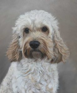 Pet Portraits in pastels or oils