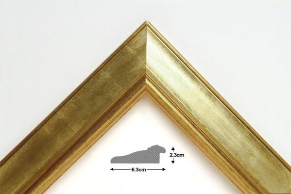 C22 Gold Frame